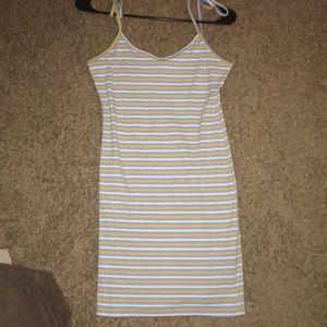 a dress never worn!